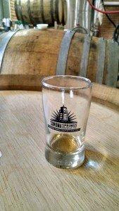 Sonoma Springs glass