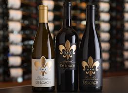 deloach-wine-bottles