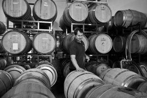Yannick of Y. Rousseau Wines