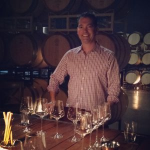 Winemaker Ted Henry