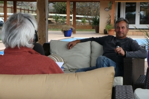 Winemakers Easton and Sobon of Amador County
