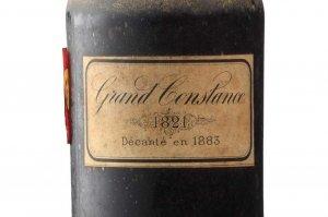 Rare 1821 Wine